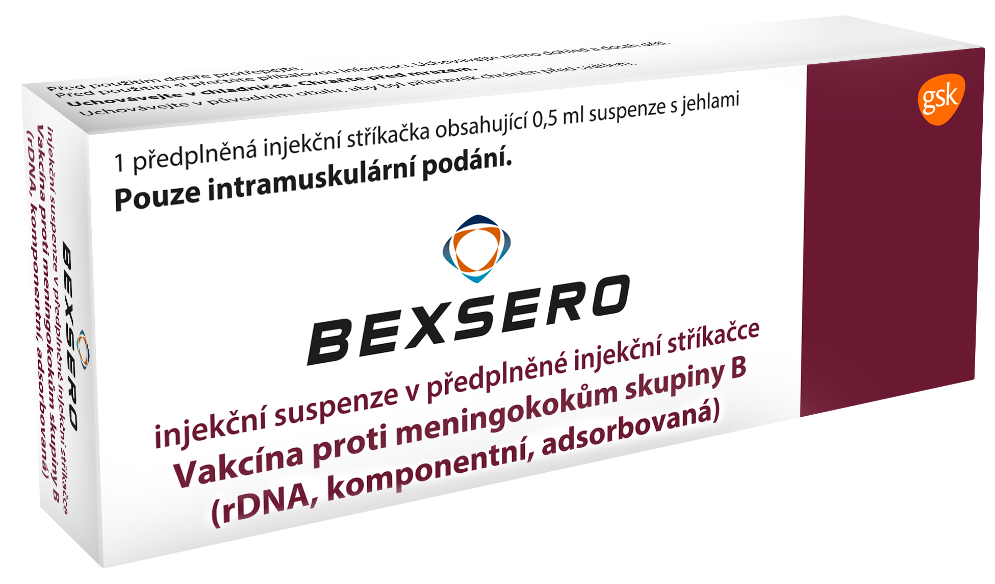Picture of Bexsero pack