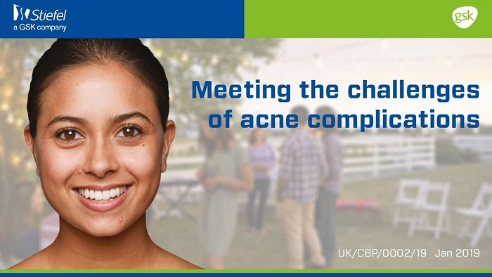 Duac – Meeting the challenges of acne complications