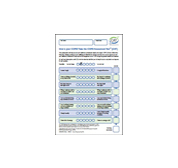 COPD Assessment Test (CAT) Pad