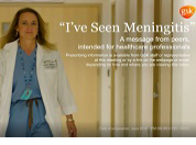 "Video Testimonials: ""I've Seen Meningitis"""