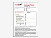 Nucala▼ (mepolizumab)  patient identification checklist
