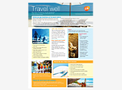 Travel advice sheet