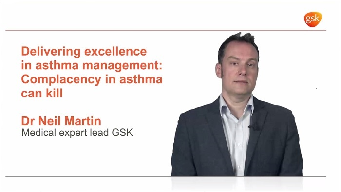 Neil Martin - Complacency in asthma can kill (NRAD)