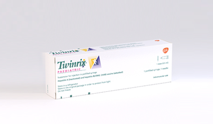 Twinrix product pack