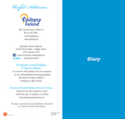 Epilepsy Diary cover
