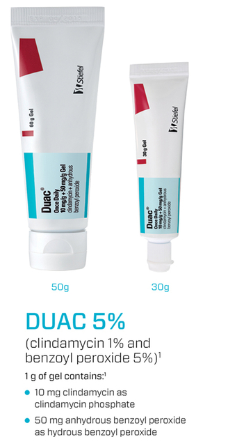 The Role Of Duac In The Treatment Of Acne