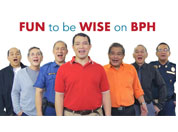 FUN to be WISE onBPH