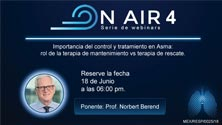 On Air 4:   Importancia del control y tratamiento en Asma.