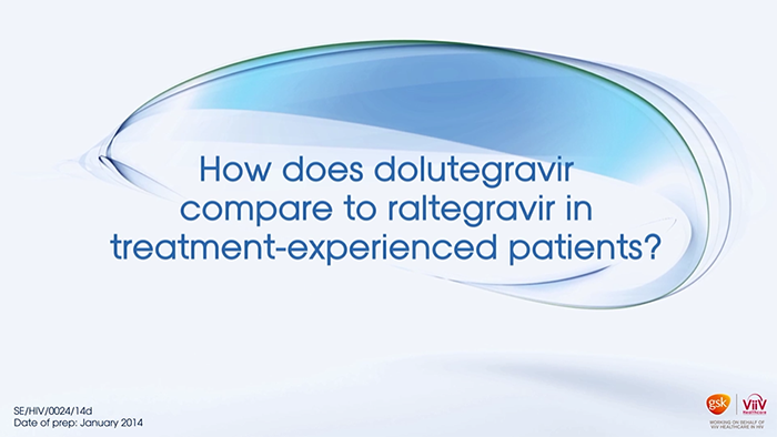 Why should I consider dolutegravir early in the treatment pathway?